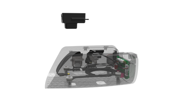 Quantum Systems - Trinity - Agricultural Payload Compartment (APC) Tetracam Snap NRG Multispectral Camera