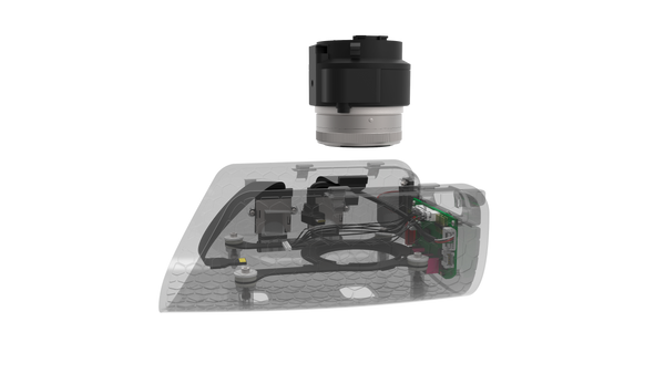 Quantum Systems - Trinity - Survey Payload Compartment (SPC) Sony UMC 21mp, 16mm