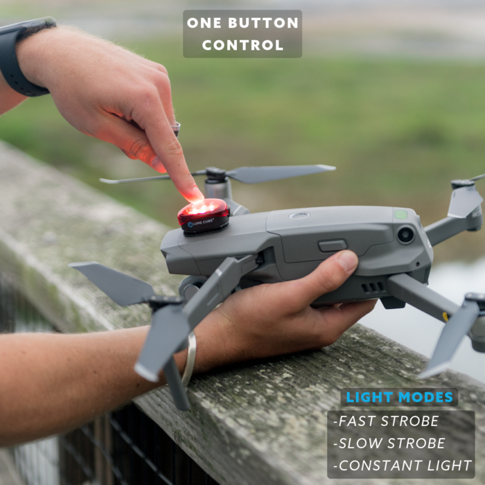 Strobe - Anti-Collision Lighting for Drones