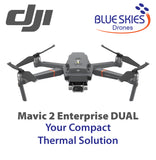 DJI - Mavic 2 Enterprise Dual - Thermal