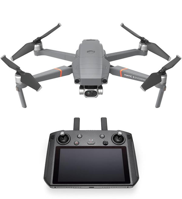 DJI - Mavic 2 Enterprise DUAL with Smart Controller