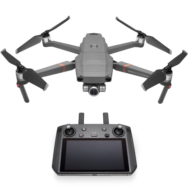DJI - Mavic 2 Enterprise ZOOM with Smart Controller