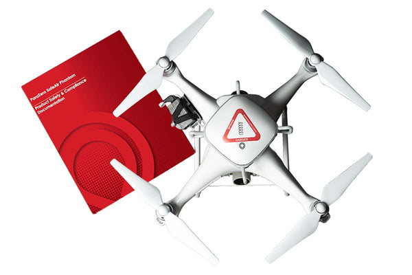 Parazero - SafeAir Phantom 4 + ASTM Professional Kit