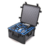 GPC - DJI Inspire 2 Travel Mode Case for Cendence, CrystalSky and More