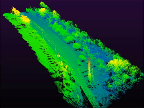 LiDAR Mapping Training
