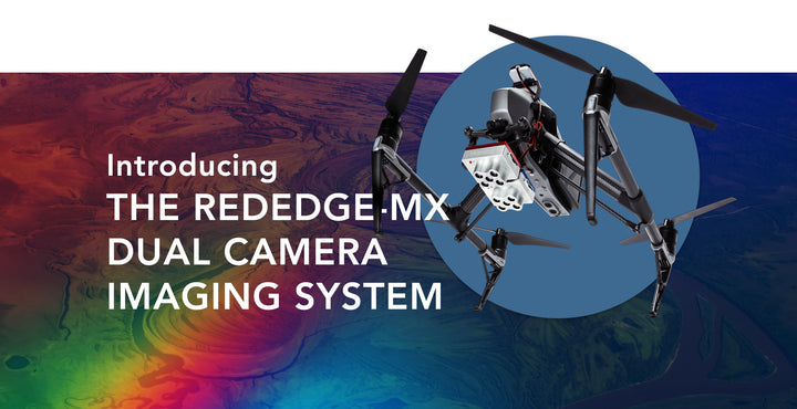 MicaSense - RedEdge-MX Dual Camera Imaging System