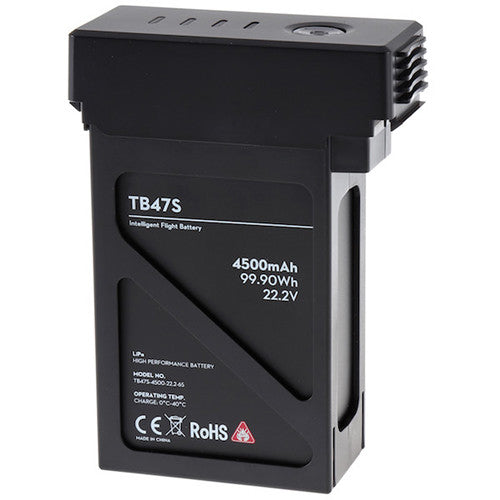 DJI  - Part 9 Matrice 600 Intelligent Flight Battery TB47S (Qty 6)