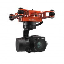 SPLASHDRONE 3+ - 4k Camera 3 Axis Gimbal
