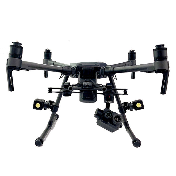 LIGHTING KIT FOR DJI MATRICE 210 DRONE (ALSO FITS 100, 200, 600)