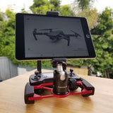 Shown with iPad clamp - additional accessory