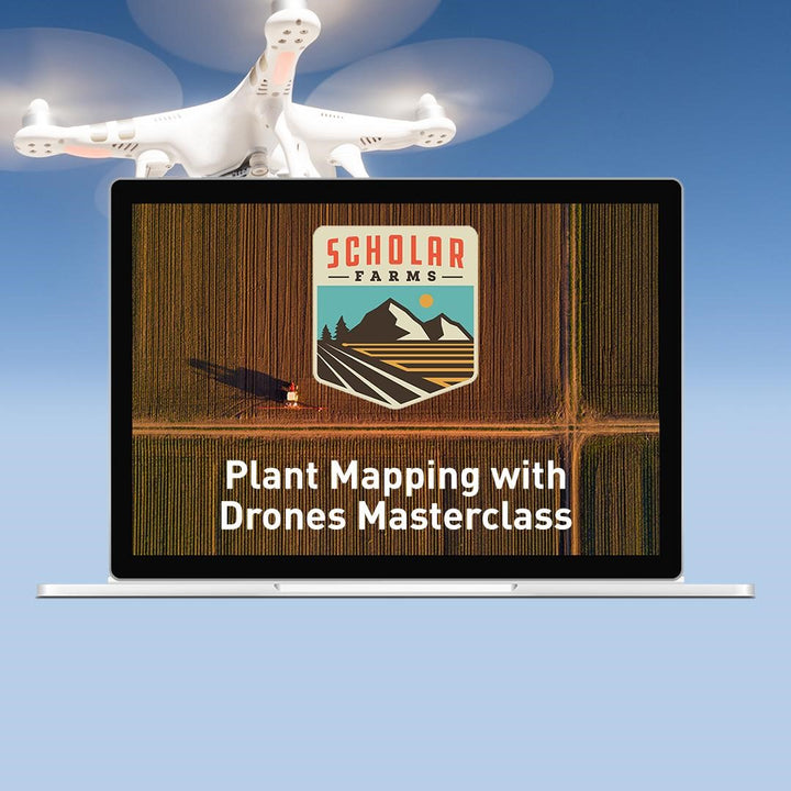 Plant Mapping with Drones Masterclass