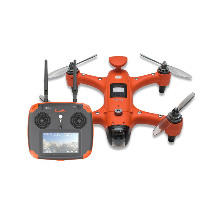 SPRY - The World's Only Waterproof Action Sport Drone