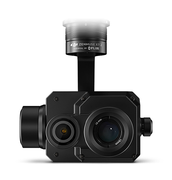 DJI Zenmuse XT2 Radiometric powered by Flir