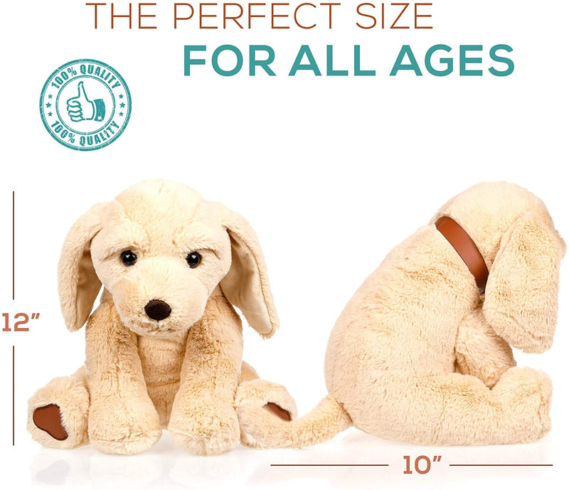 Dog Stuffed Animals - Cute, Soft and Cuddly Puppy Plush Animals Toy