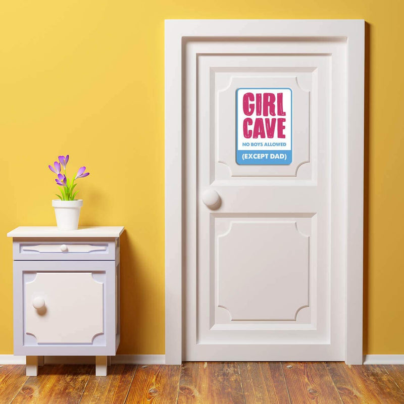 Girls Bedroom Sign
