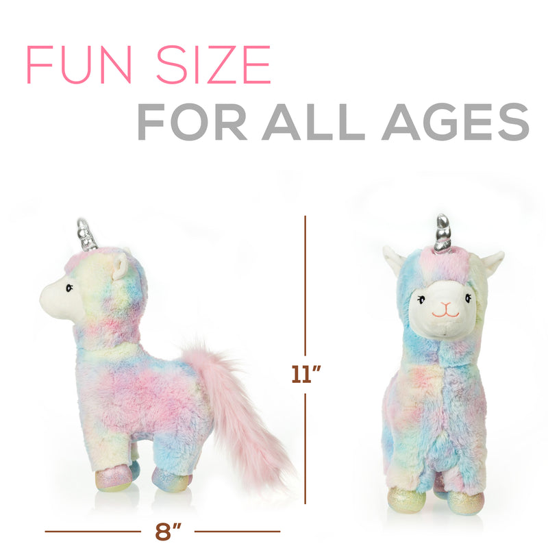 Llamacorn Stuffed Animal