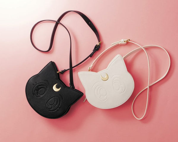 Sailor Moon Cat Purse