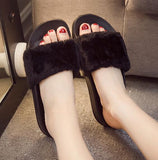 Plush Cute Slippers