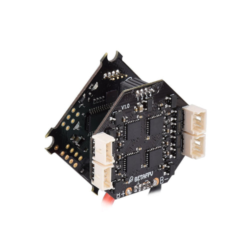 BetaFPV F4 2S Brushless Flight Controller and ESC stack for Beta65X and Beta75X frames