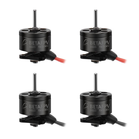 BetaFPV 19,000kv 0703 brushless motors