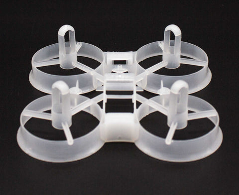 Beta65s 65mm tiny whoop frame for 7x16mm motors (white)