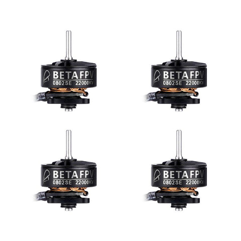 802 x 22000kv Brushless Motors