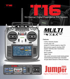 T16 Jumper 16-Channel Digital Proprotional R/C System