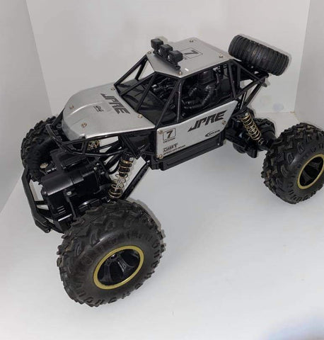 1:12 High Speed RC Truck - Silver