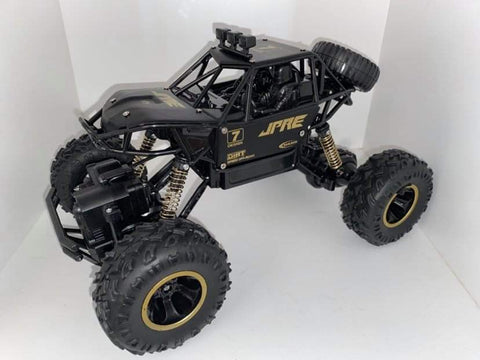 1:12 High Speed RC Truck - Black