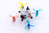 NewBeeDrone Azi (Tri Blade) Micro Props - 0.8mm Shaft (Set of 4)