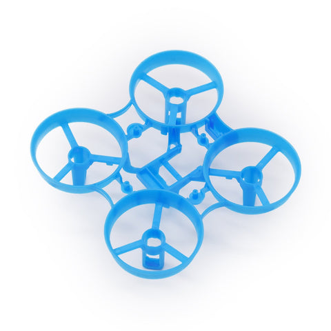 Beta65s 65mm tiny whoop frame for 7x16mm motors (blue)
