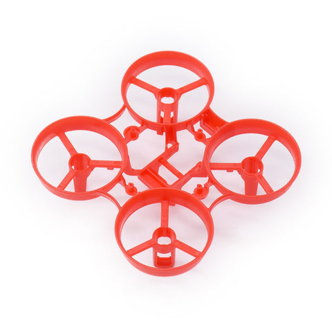 Beta65s 65mm tiny whoop frame for 7x16mm motors (red)