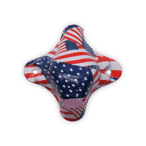 BetaFPV decorative print protective canopy for tiny whoops (star spangled banner)