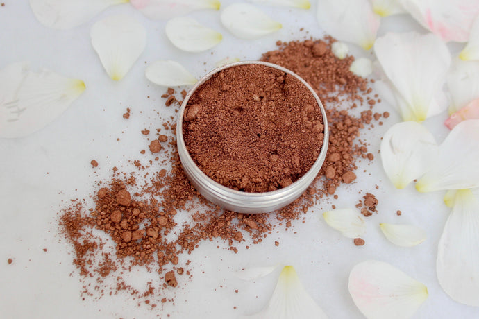 Bronzer - Plastic free and vegan