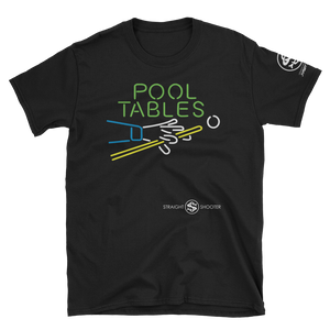 Pool Tables Neon