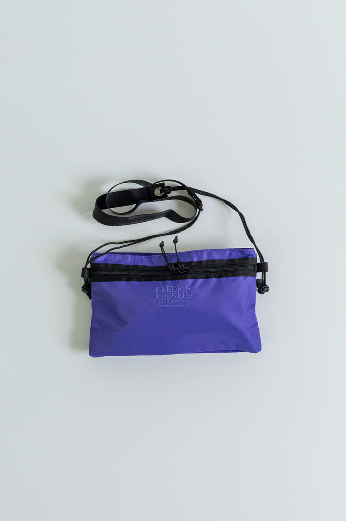 420D Utility Sack Purple