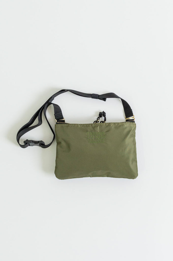 420D Horizontal Shoulder Olive