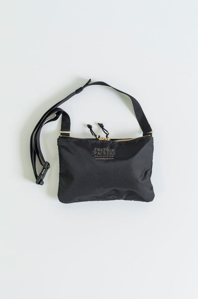 420D Horizontal Shoulder Black