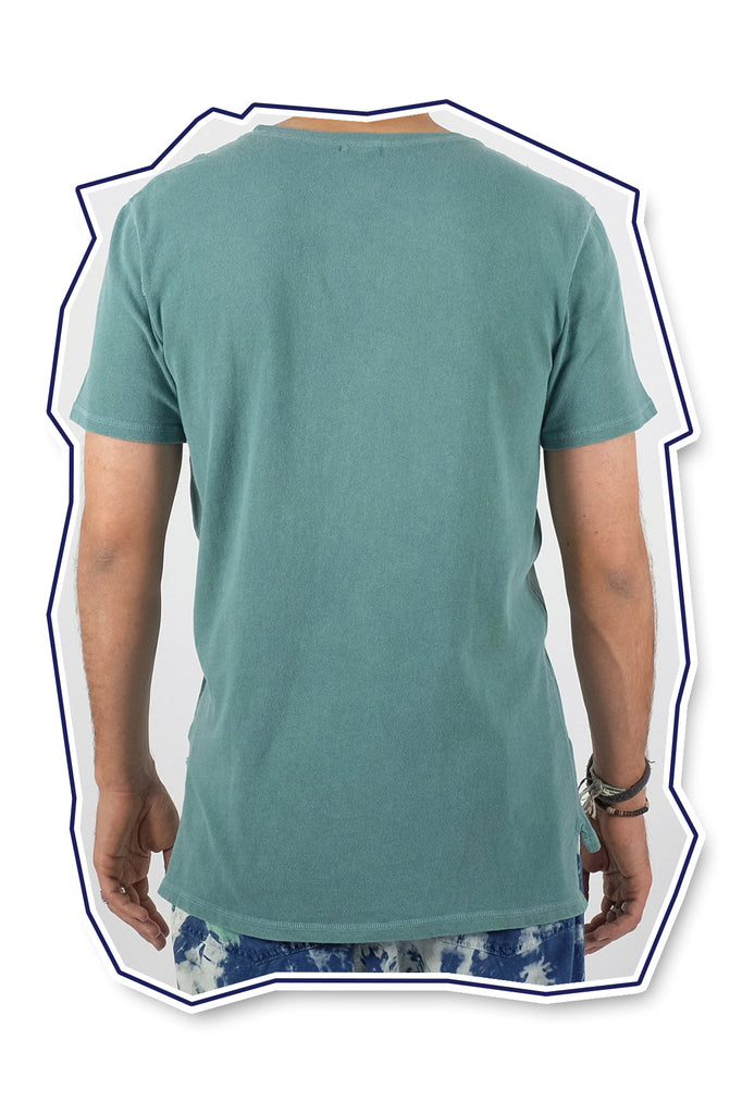 Californian Tee in Jade