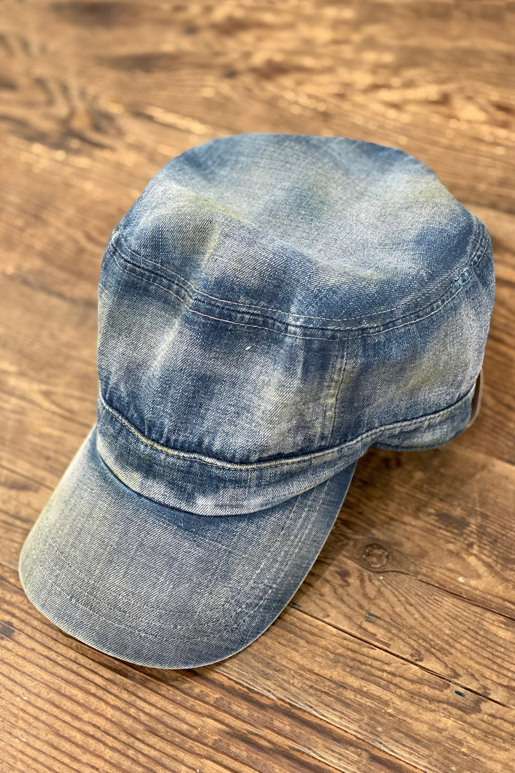 H.W. DOG & CO. Denim Cap