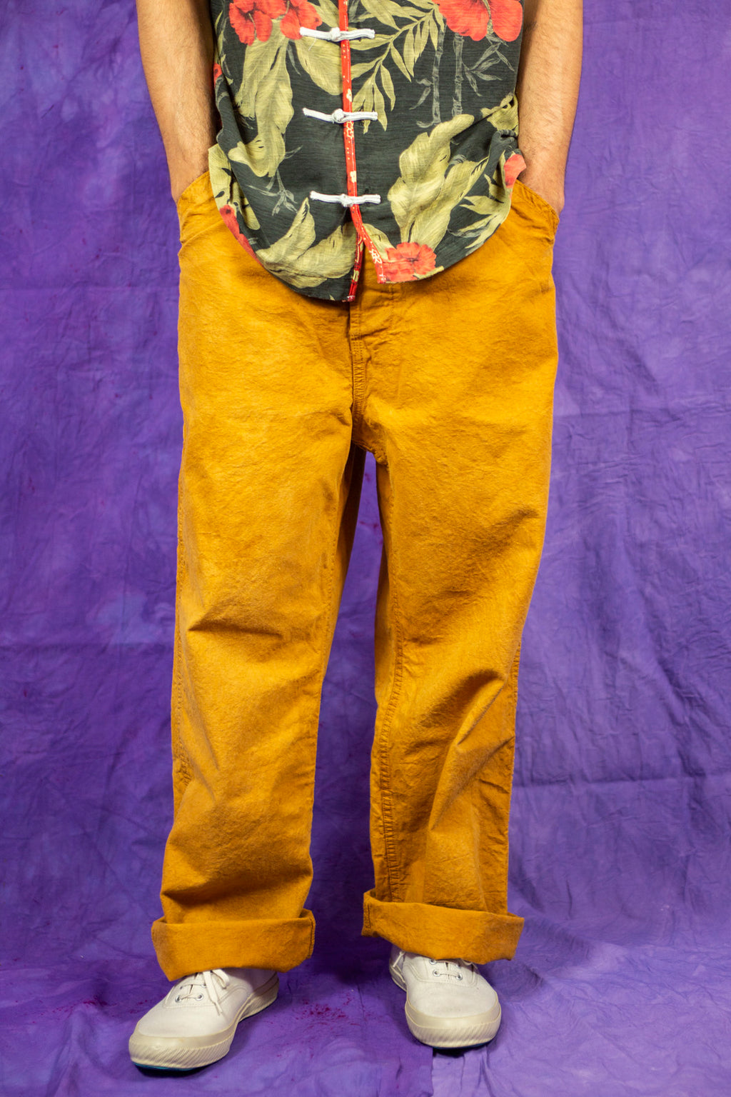 P42 Painter Pants in Cloud Pumpkin