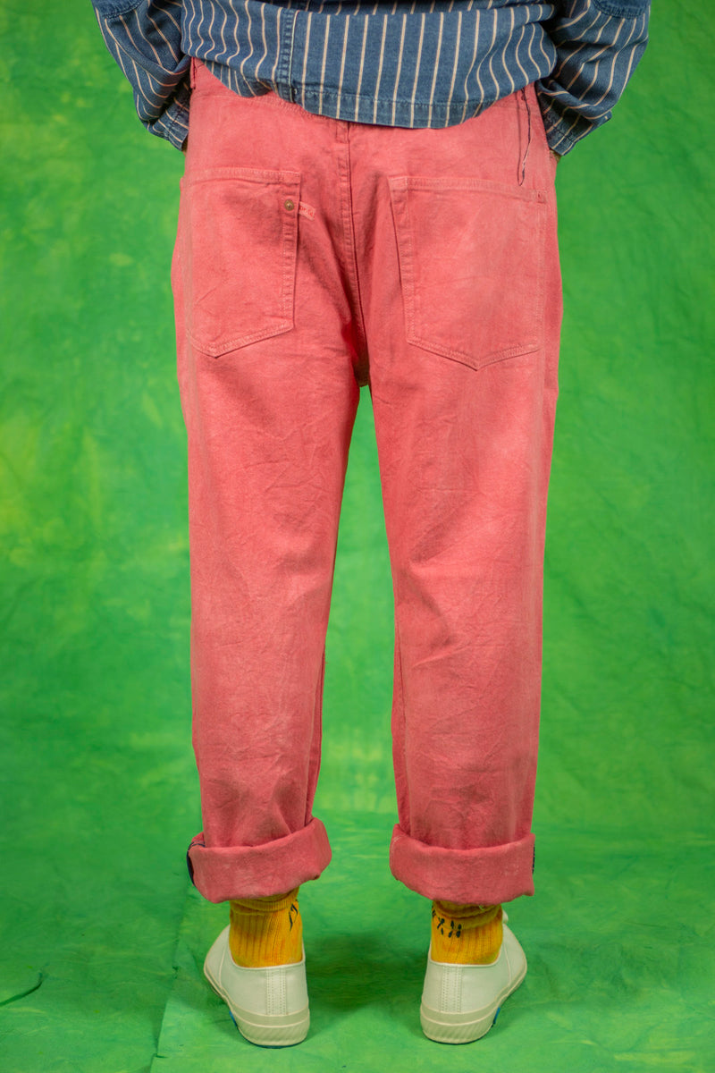 P41 Dogtown Denim in Cloud Strawberry