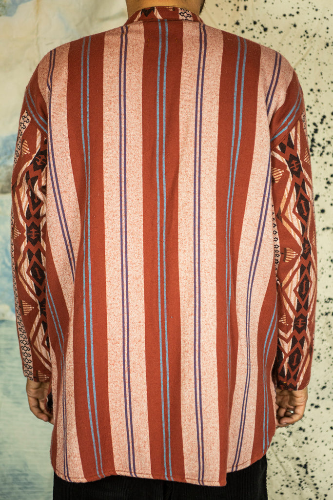 Gypsy Shirt in Navajo