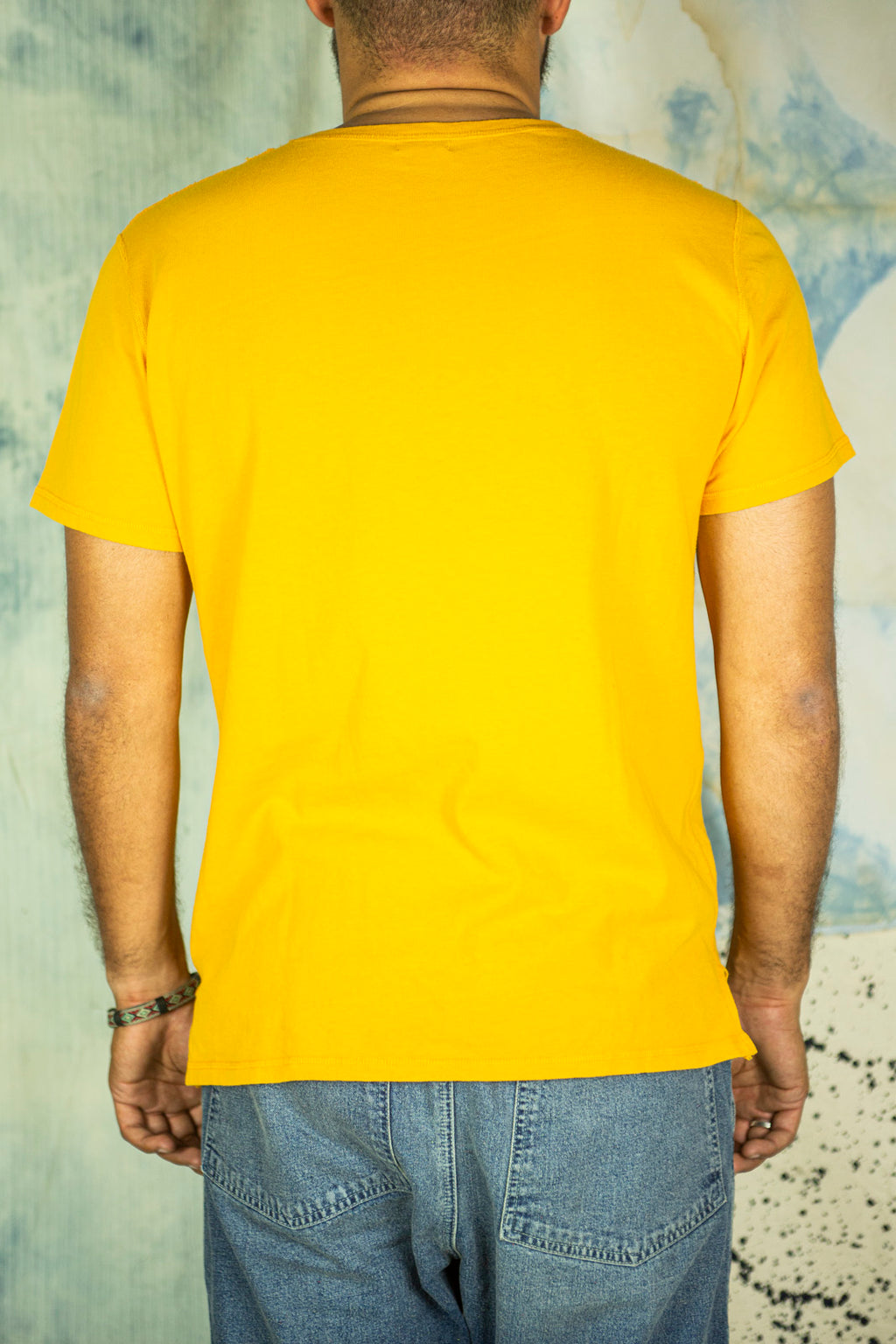 Californian Tee in Sunflower