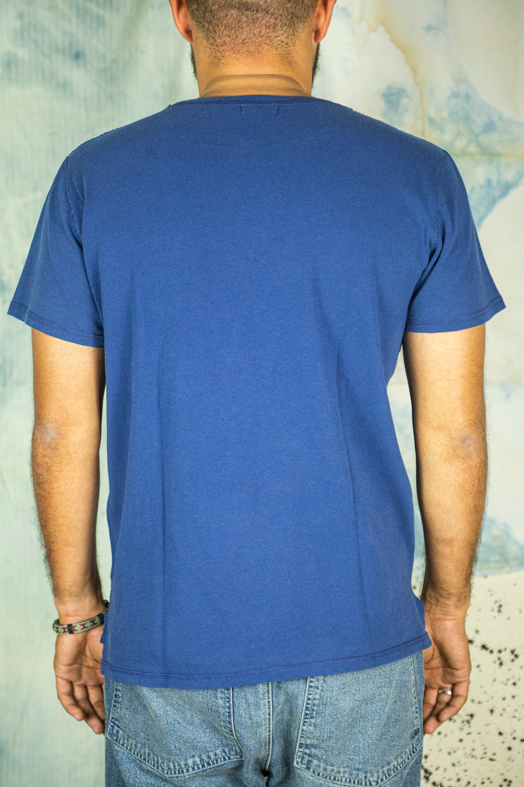 Californian Tee in Bleu