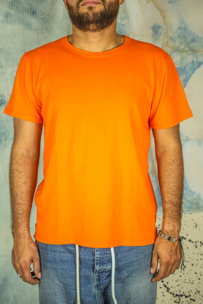Californian Tee in Orange