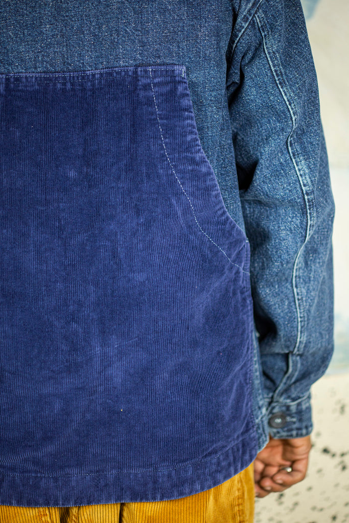Nakameguro in Japanese Denim
