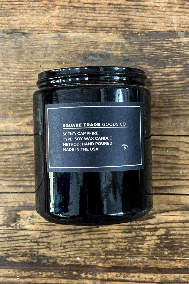 Square Trade Goods Co. Candle - Campfire