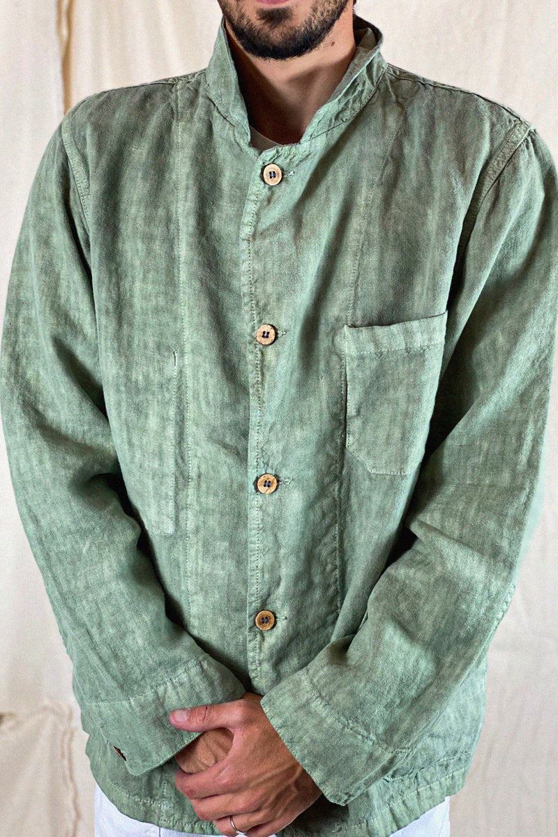 Sunday Jacket in Sage