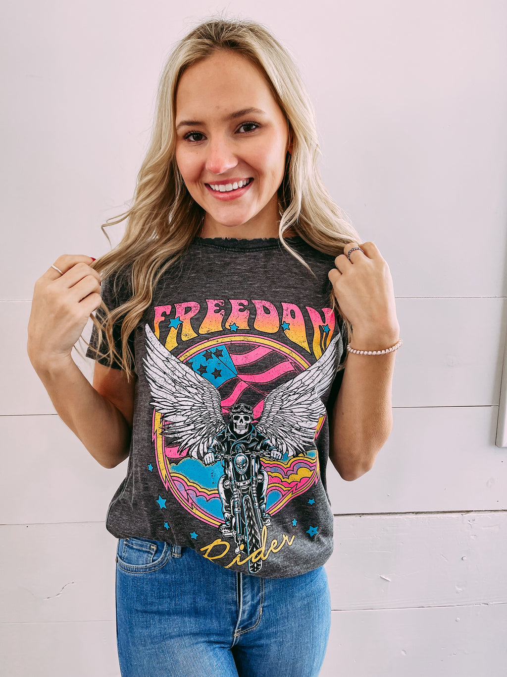 Into the Wild Tie Dye Top